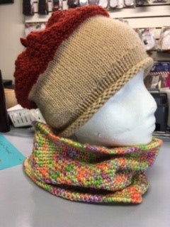 Easy Cowl Crochet