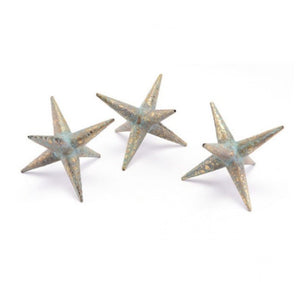 6 Pointed Stars Set Of 3