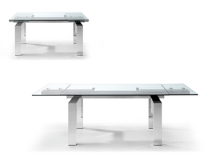 CUATRO EXTENDABLE DINING TABLE
