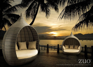 MARTINIQUE BEACH DAYBED OUTDOOR