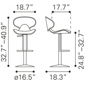 FLY BAR CHAIR