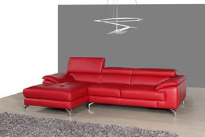 A973B PREMIUM LEATHER SECTIONAL