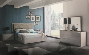 ANA ITALIAN BEDROOM COLLECTION 4 PCS