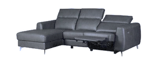 BLAKE SECTIONAL - ELECTRIC RECLINER