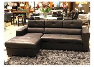 SOHO QUEEN SECTIONAL SOFA BED