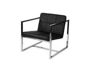CARBON ACCENT CHAIR