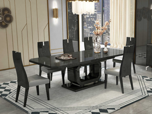 LOS ANGELES  EXTENDABLE DINING TABLE