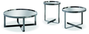 VESUVIO SIDE TABLE