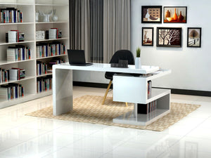 A33 MODERN OFFICE DESK