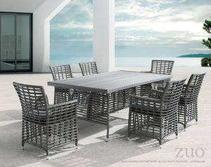 SANDBANKS DINING TABLE OUTDOOR