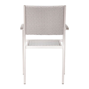 METROPOLITAN DINING ARM CHAIR