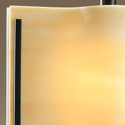 hubbardton forge amber swirl art glass adorn.house