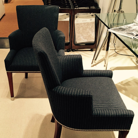 Ralph Lauren dining chairs