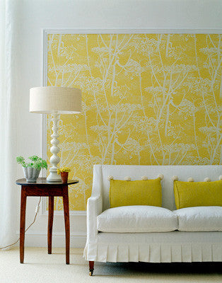 cow parsley | wallpaper - adorn.house