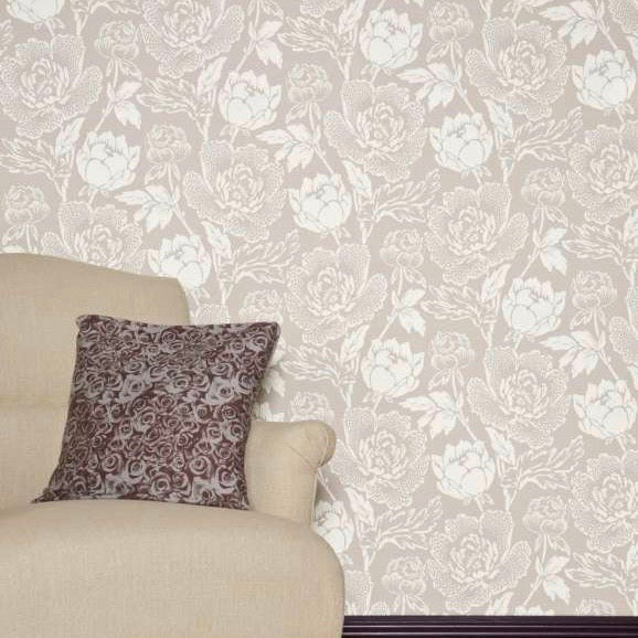peony wallpaper farrow & ball adorn.house