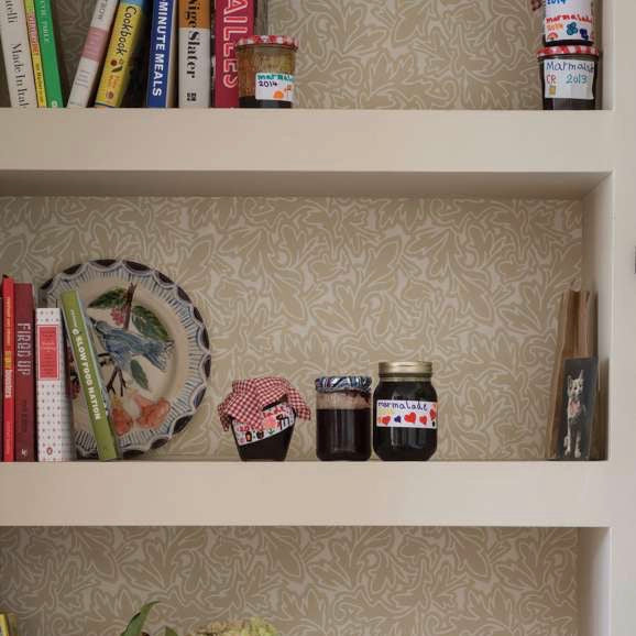 feuille wallpaper adorn.house farrow & ball