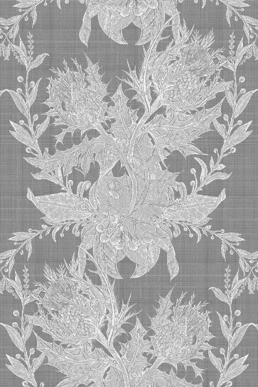 thistle lace fabric timorous beasties adorn.house