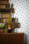 wild honey bee spot wallpaper, timorous beasties, wallpaper, - adorn.house