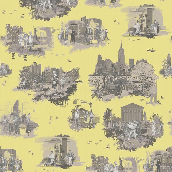 new york toile fabric, timorous beasties, fabric, - adorn.house