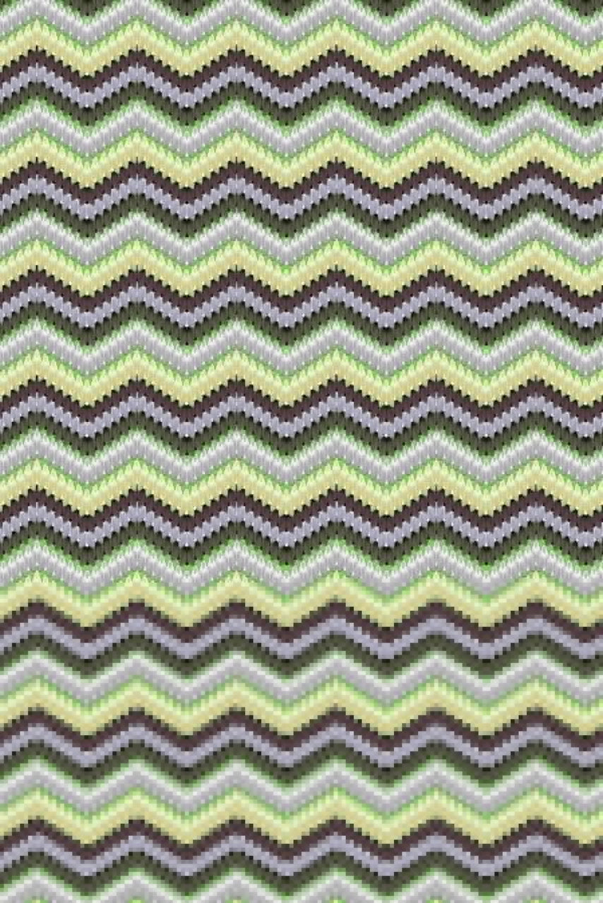 zig zag moth fabric, timorous beasties, fabric, - adorn.house