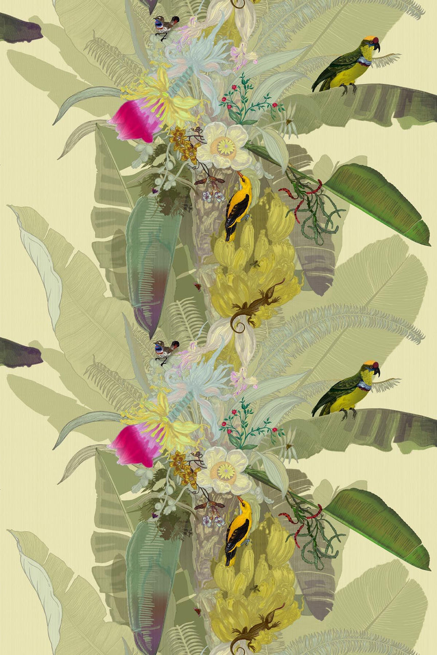 merian palm superwide wallpaper, timorous beasties, wallpaper, - adorn.house