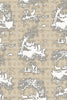 classic hunt | wallpaper, timorous beasties, wallpaper, - adorn.house