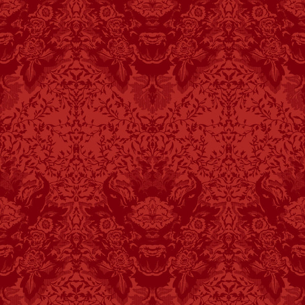 devil damask flock wallpaper timorous beasties adorn.house