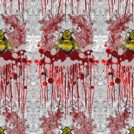 bloody empire  wallpaper, timorous beasties, wallpaper, - adorn.house