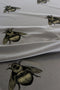 Napoleon bee velvet fabric timorous beasties adorn.house
