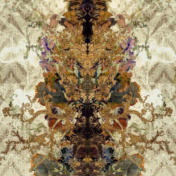 paper damask superwide wallpaper panel, timorous beasties, wallpaper, - adorn.house