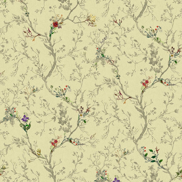 ruskin floral | wallpaper, timorous beasties, wallpaper, - adorn.house