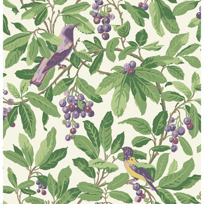 royal garden, cole and son, wallpaper, - adorn.house