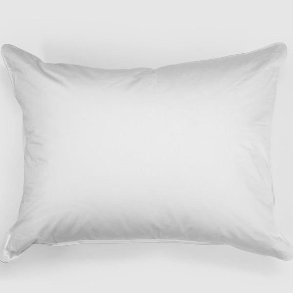 aspen 900 fill power pillow, ogallala, insert, - adorn.house