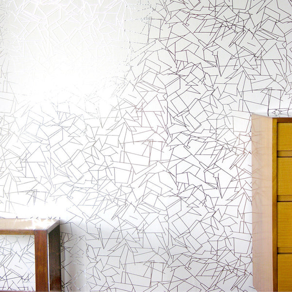 angles | wallpaper, erica wakerly, wallpaper, - adorn.house