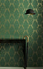 boxing hares, Barneby Gates, wallpaper, - adorn.house