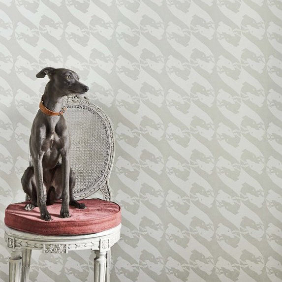 the dogs, Barneby Gates, wallpaper, - adorn.house