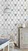 fox & hen, Barneby Gates, wallpaper, - adorn.house