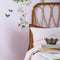 clematis wallpaper, sian zeng, wallpaper, - adorn.house