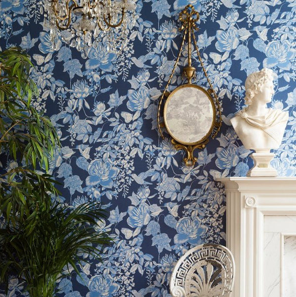 tivoli wallpaper cole & son adorn.house