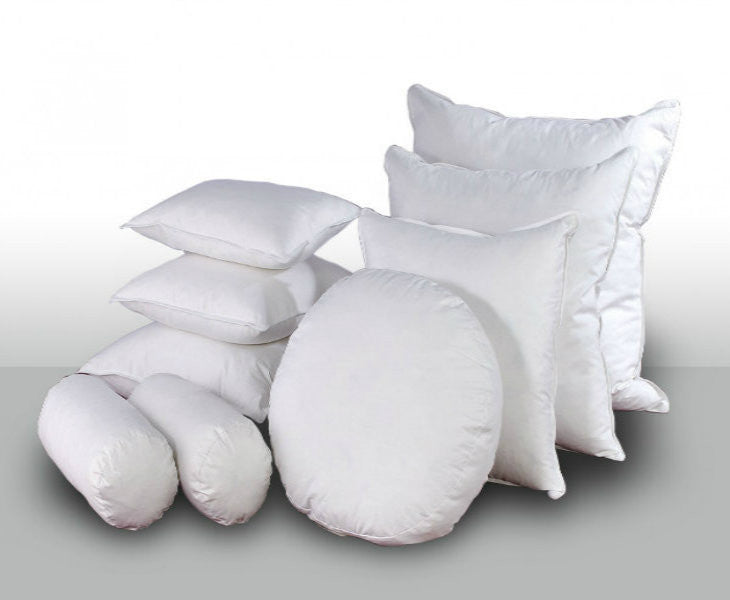 decorative pillow inserts down and down alternative, downright, pillow insert, down, - adorn.house