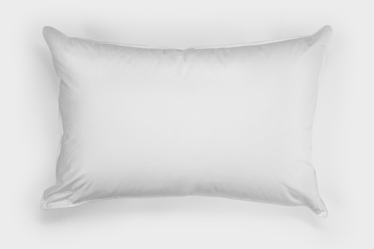 flora 600 fill power pillow, ogallala, insert, - adorn.house