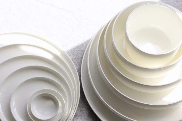 Piet Boon | Base Collection  Tableware - Gloss White - adorn.house