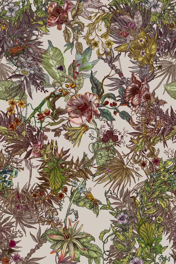 opera botanica | fabric, timorous beasties, fabric, - adorn.house