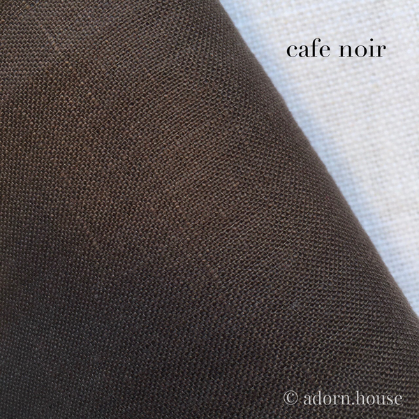 yardage | marseille, libeco, fabric, - adorn.house