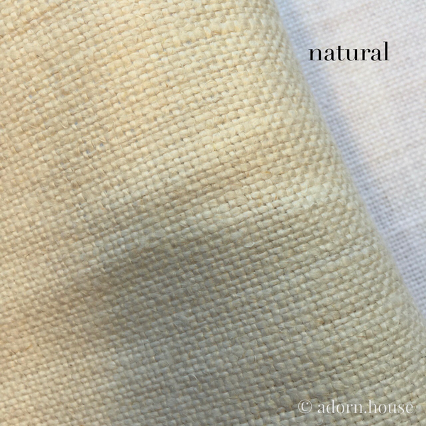 yardage | oslo, libeco, fabric, - adorn.house