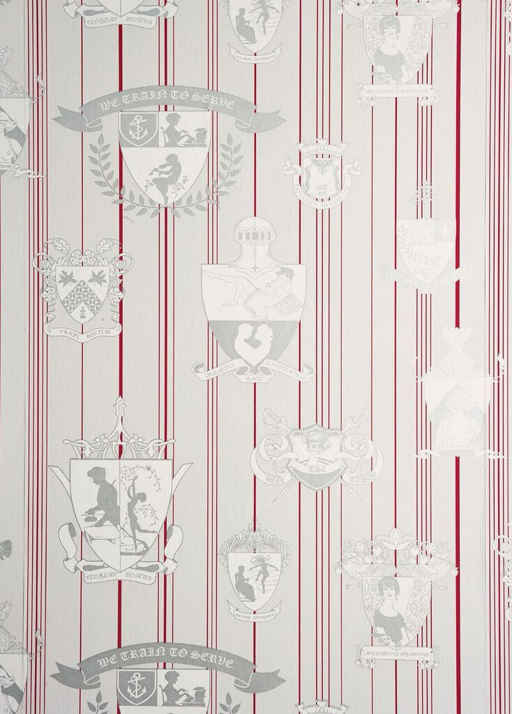 carpe noctem, Barneby Gates, wallpaper, - adorn.house