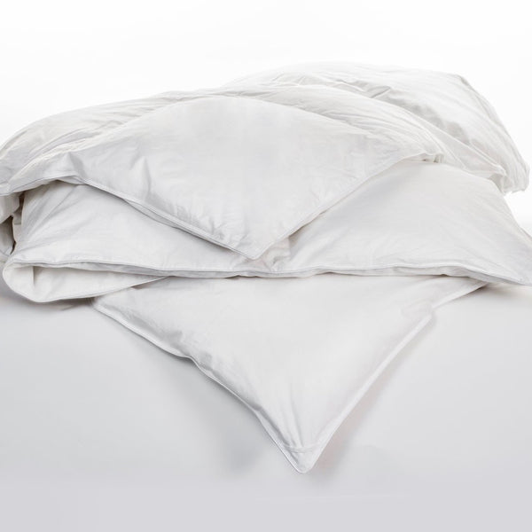 sequoia 700 fill power comforter, ogallala, insert, - adorn.house