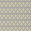 hick's hexagon | wallpaper - adorn.house