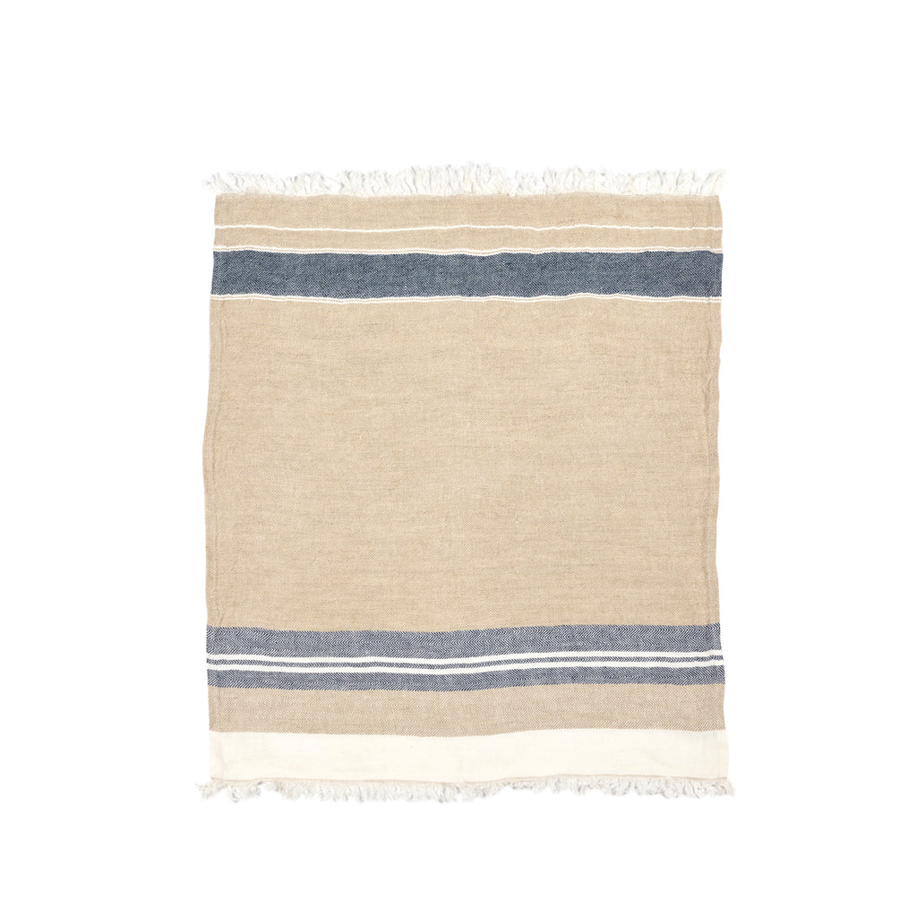 fouta | the belgian linen towel