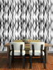 circus, cole and son, wallpaper, - adorn.house